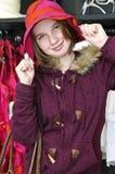 dziewczyny na zakupy nastolatków. Fotografia Royalty Free