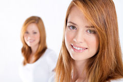 dziewczyny nastoletnie Obraz Stock