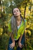 dziewczyny natura Fotografia Stock