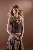 dziewczyny naturell mody Zdjęcie Stock