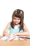 dziewczyny obrazu potomstwa Zdjęcia Royalty Free