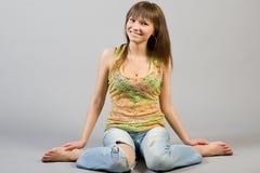 dziewczyny piękna fotografia zdjęcia stock