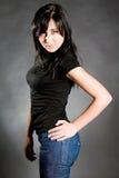 dziewczyny piękna fotografia fotografia stock