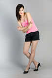 dziewczyny piękna fotografia zdjęcie stock