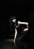dziewczyny piękny goth zdjęcia royalty free