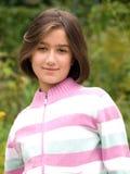 dziewczyny portreta ja target360_0_ zdjęcie royalty free