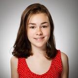 dziewczyny portreta potomstwa Zdjęcia Stock