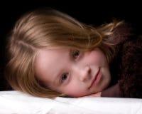 dziewczyny portreta potomstwa Obraz Royalty Free