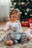 dziewczyny się lalki Fotografia Royalty Free