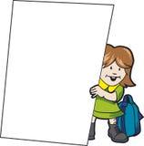 dziewczyny szkoła Fotografia Stock