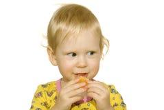dziewczyny tangerine Obraz Stock