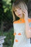 dziewczyny target2116_0_ Zdjęcie Stock