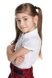 dziewczyny trochę ładny ja target2403_0_ fotografia royalty free