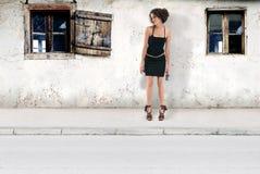dziewczyny ulica obrazy stock