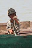 dziewczyny węża wietnamczyk Zdjęcia Royalty Free