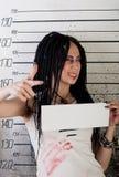 dziewczyny więzienie obrazy royalty free