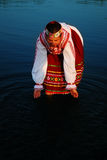 dziewczyny woda Zdjęcie Stock