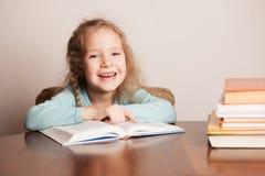 dziewczyny, zadanie domowe Obrazy Stock