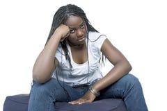 dziewczyny zrzędliwy nastolatków. zdjęcie stock