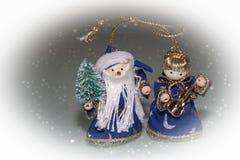 dziewiczy Claus śnieg Santa Obraz Stock