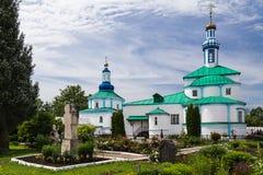 Dziewiczy monaster Raifa Zdjęcia Stock
