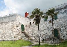 Dziewiczych wysp fort Fotografia Royalty Free
