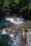 dzika wodospadu Zdjęcia Royalty Free