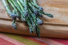 Dziki asparagus Zdjęcie Stock