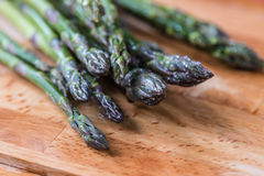 Dziki asparagus Fotografia Royalty Free