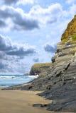 Dziki atlantycki sposób Ireland Zdjęcia Royalty Free