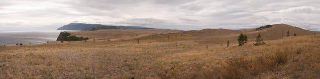 Dziki krajobraz Obraz Stock