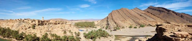 dziki krajobrazowy Morocco Obrazy Royalty Free
