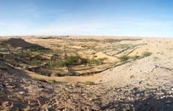 dziki krajobrazowy Morocco Obrazy Stock