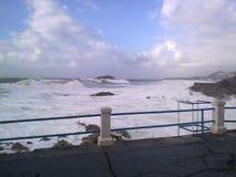 Dziki morze Zdjęcie Royalty Free