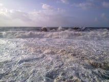 Dziki morze Zdjęcie Stock