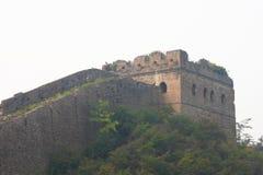 Dziki wielki mur zdjęcia royalty free