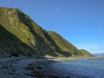 Dziki wybrzeże Zdjęcia Royalty Free