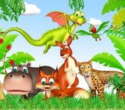 dzikie zwierzę Obraz Stock