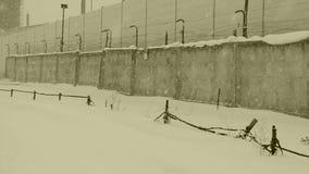 Dzisiaj pójść nieoczekiwanie opad śniegu zbiory