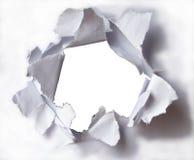 dziura obrazy stock