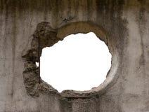 dziura Zdjęcie Stock