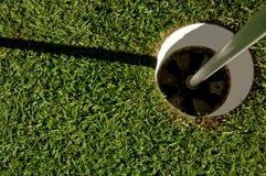 dziura do golfa obraz royalty free