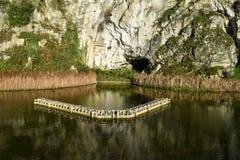 Dziura w Ścienny II Obrazy Royalty Free