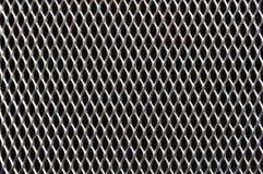 dziurkujący tło metal Obrazy Stock