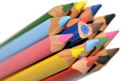 Dziwny ołówek Zdjęcie Stock