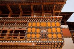 dzong paro Στοκ φωτογραφίες με δικαίωμα ελεύθερης χρήσης