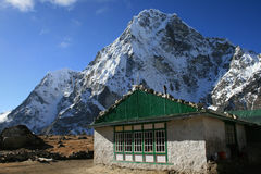 dzonglha стоковое фото