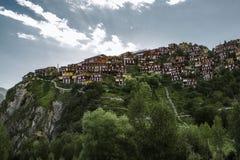 Dzongsar修道院 库存图片