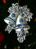 dzwonów święta ornament Obrazy Stock