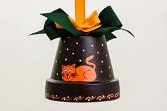 dzwon ceramiczny Obraz Stock